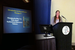 Jessica Holcomb,, Assistant Athletic Trainer, Lectures at NATA Convention